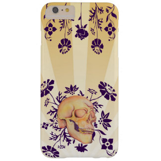 Vanity Skull Barely There iPhone 6 Plus Case