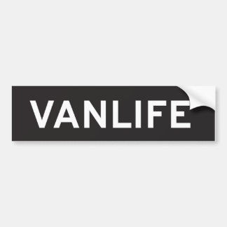 Vanlife Bumper Sticker