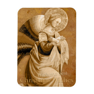Vanni Annunciation Angel CC0591 Christmas Magnet
