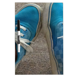 vans shoes blue dry erase whiteboards