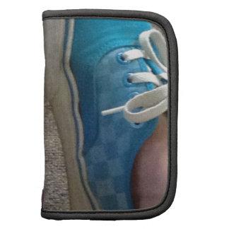 vans shoes blue folio planner