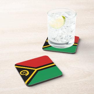Vanuatu Flag Coaster