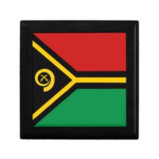 Vanuatu Flag Gift Box
