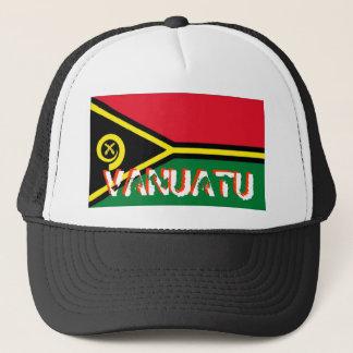 Vanuatu flag souvenir hat