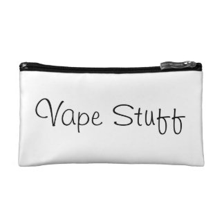 Vape Acessory Bag Makeup Bag