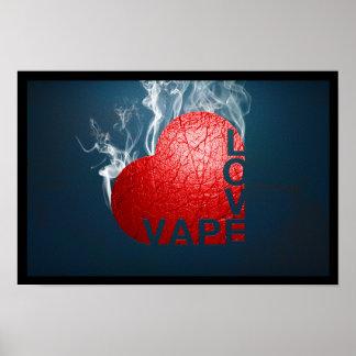 Vape Love Poster
