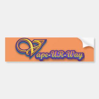 Vape-UR-Way Swag Bumper Sticker