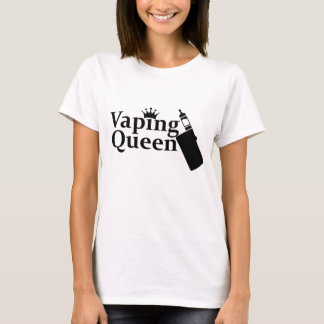Vaping Queen T-Shirt