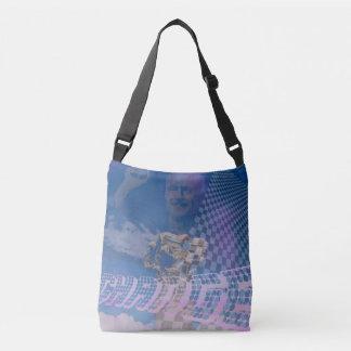 vaporwave corbyn crossbody bag