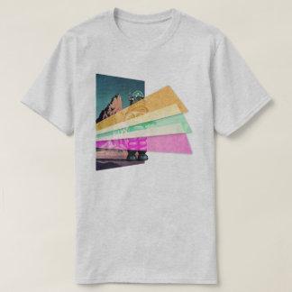 Vaporwave Space Robot T-Shirt