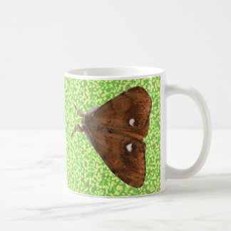 Vapourer Moth Mug