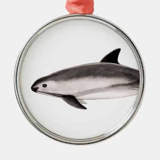 Vaquita Christmas Ornament