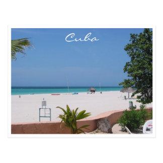 varadero beach cuba postcards