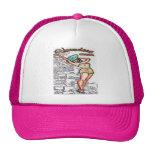 VARADERO GIRL TRUCKER HAT