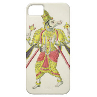 Varaha, engraved by de Marlet (colour litho) Barely There iPhone 5 Case