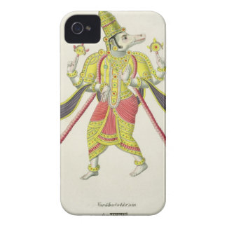 Varaha, engraved by de Marlet (colour litho) Case-Mate iPhone 4 Case