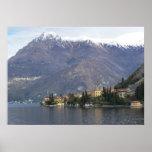 Varenna Italy, Lake Como Poster