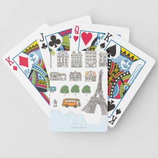 Variation Bicycle Playing Cards