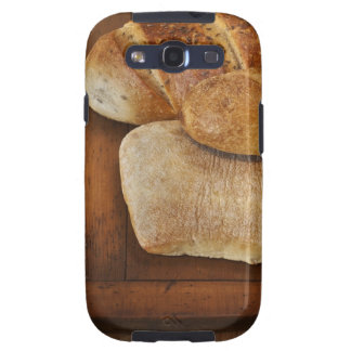 Variation of baked goods samsung galaxy s3 covers