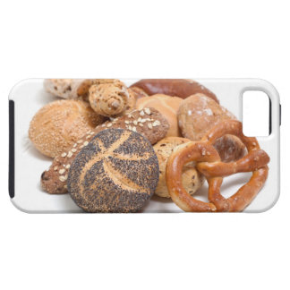 variation of baked goods iPhone 5 covers