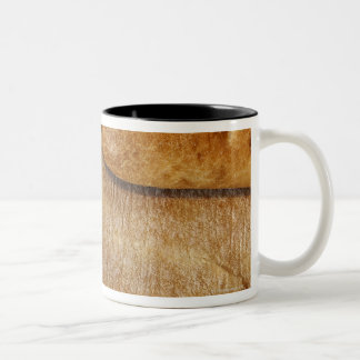 Variation of baked goods Two-Tone coffee mug
