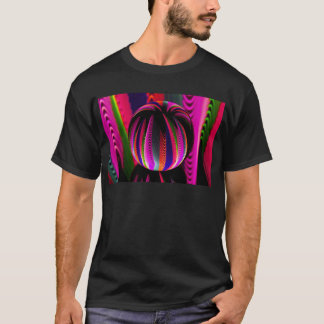 Variation of colours in the glass T-Shirt