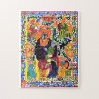 Variation on Madonna and Child jigsaw puzzle