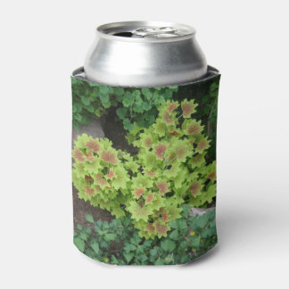 Variations of Green Custom Can Cooler
