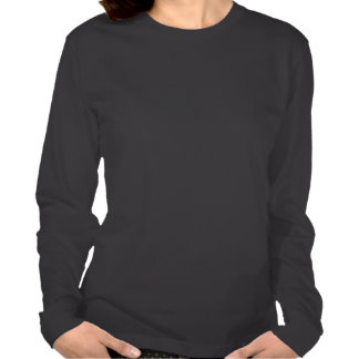 Variegated Poinsettia Long a Sleeve T Tshirts