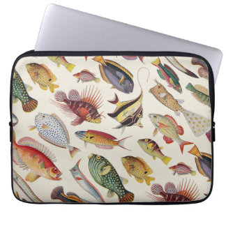 Varieties of Fish Laptop Computer Sleeve