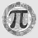 Variety of Pi Day Symbols Rounds