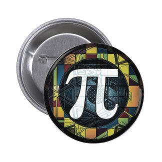 Variety of Pi Day Symbols Rounds 6 Cm Round Badge