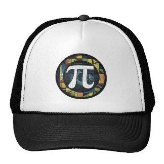 Variety of Pi Day Symbols Rounds Cap