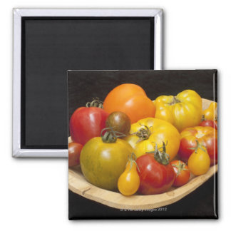 Variety of tomatoes magnet