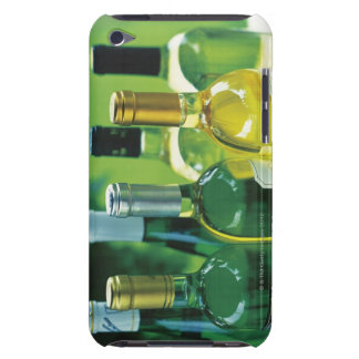Variety of wine bottles barely there iPod cases