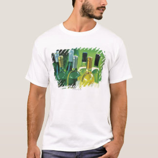 Variety of wine bottles T-Shirt