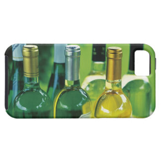 Variety of wine bottles tough iPhone 5 case
