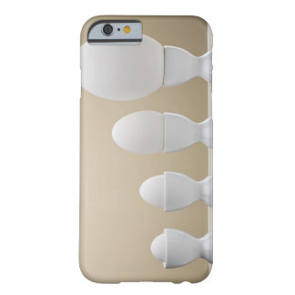 Various eggs in egg cups barely there iPhone 6 case