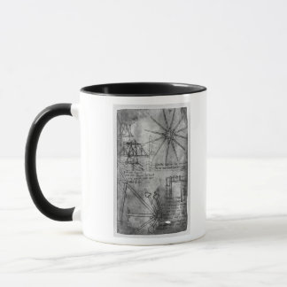 Various engines and instruments mug