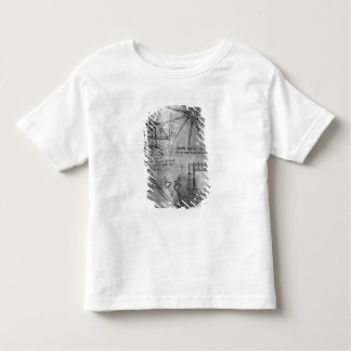 Various engines and instruments toddler T-Shirt
