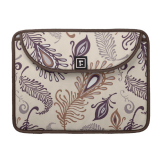 Various Feather Pattern Sleeve For MacBooks