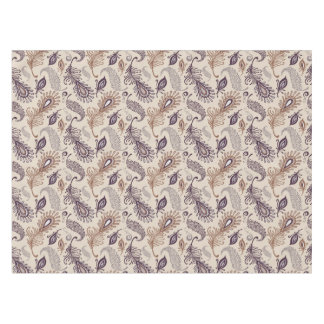 Various Feather Pattern Tablecloth