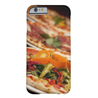 Various Pizza and Toppings Barely There iPhone 6 Case
