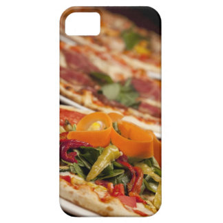 Various Pizza and Toppings iPhone 5 Case