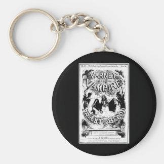 Varney vampire key ring