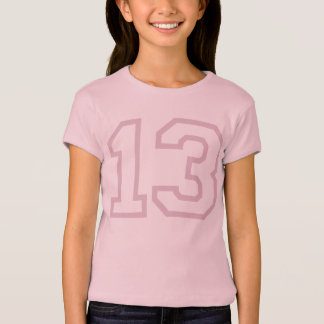 Varsity 13th BIRTHDAY Tee