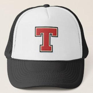 """Varsity Letter """"T"""" Trucker Hat"""