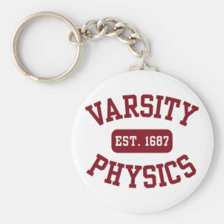 Varsity Physics Key Chains