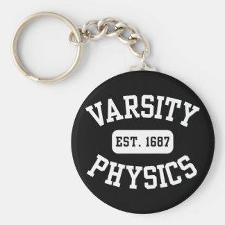 Varsity Physics Key Ring