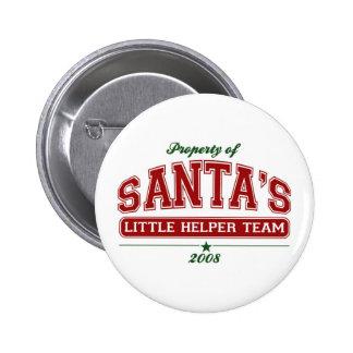Varsity SANTA Helper Team - BUTTON